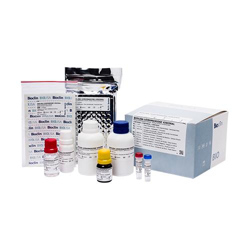 BIOLISA LEISHMANIOSE VISCERAL (96 TESTES) - K210-1